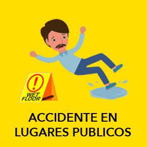 Abogado Campeon | Accidente en Lugares Publicos